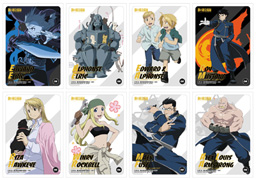 鋼の錬金術師 FULLMETAL ALCHEMIST ~Alchemist Card Collection~